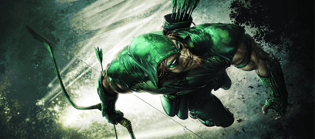 Green Arrow / Flecha Verde