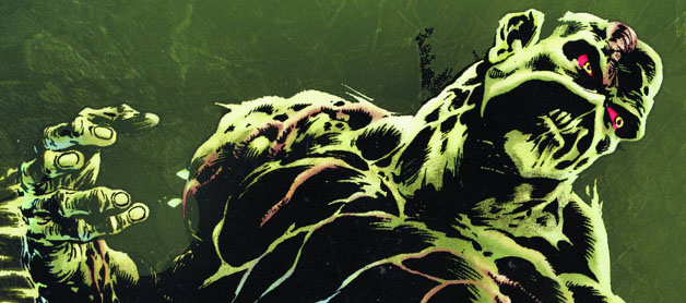 La Cosa del Pantano / Swamp Thing