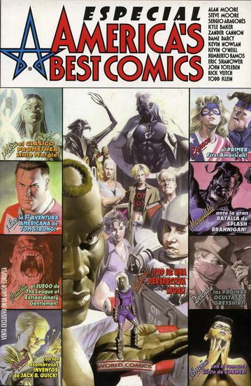 Especial America´S Best Comics