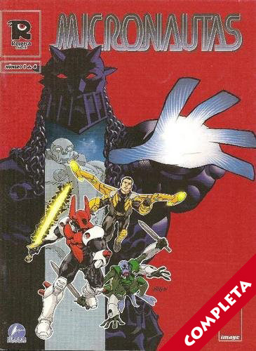 Micronautas Vol.1 - Completa -