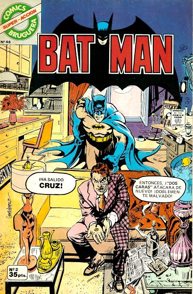 Batman Vol.1 nº 2