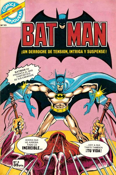 Batman Vol.1 nº 4