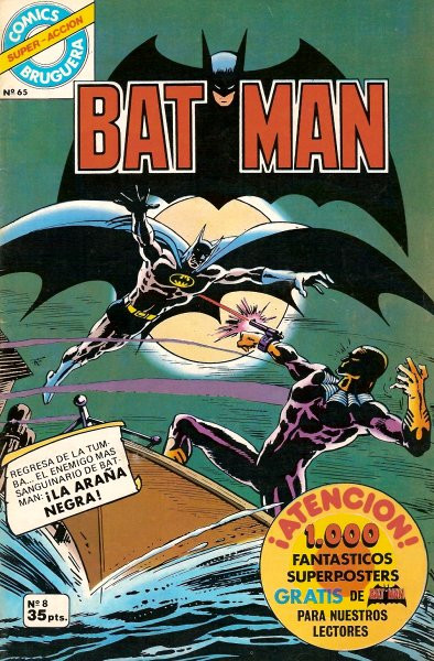 Batman Vol.1 nº 8