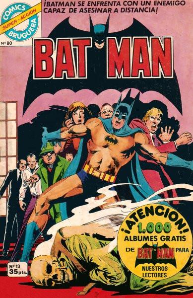 Batman Vol.1 nº 13