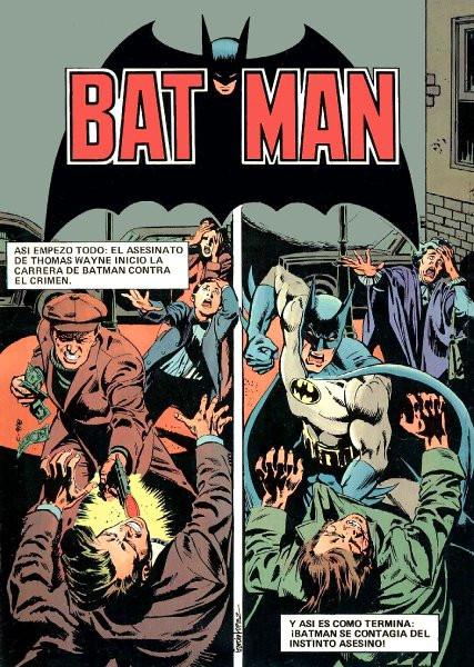 Batman - Álbum - Vol.1 nº 7