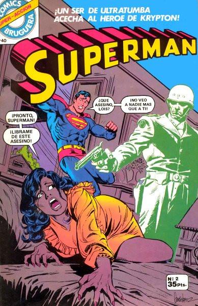 Superman Vol.1 nº 2