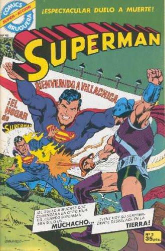 Superman Vol.1 nº 3