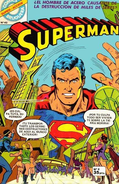 Superman Vol.1 nº 4