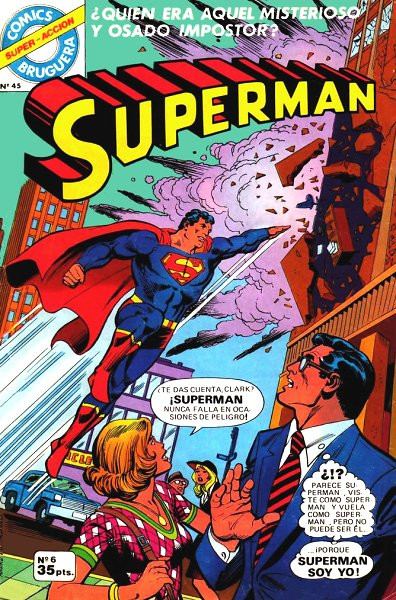 Superman Vol.1 nº 6
