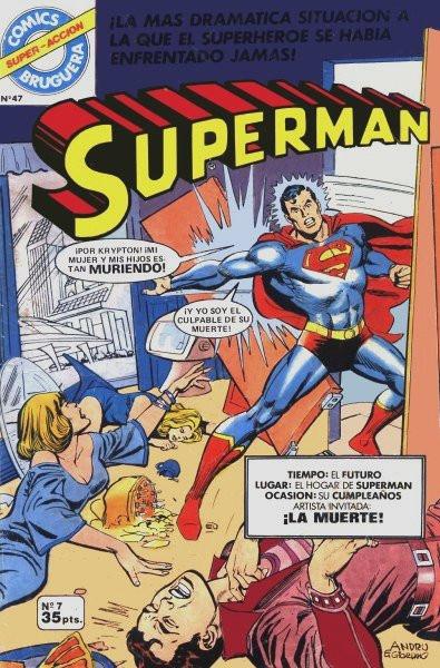 Superman Vol.1 nº 7