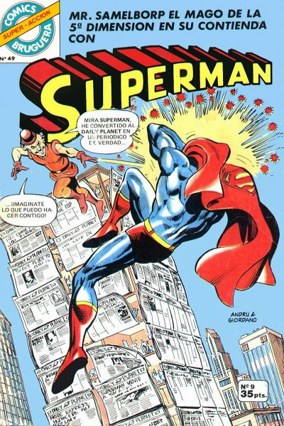 Superman Vol.1 nº 9