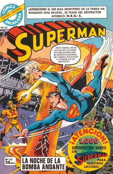 Superman Vol.1 nº 20