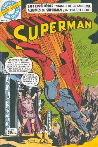 Superman Vol.1 nº 29