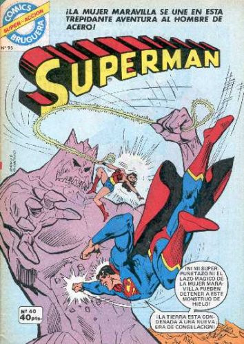 Superman Vol.1 nº 40