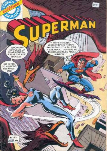 Superman Vol.1 nº 42b