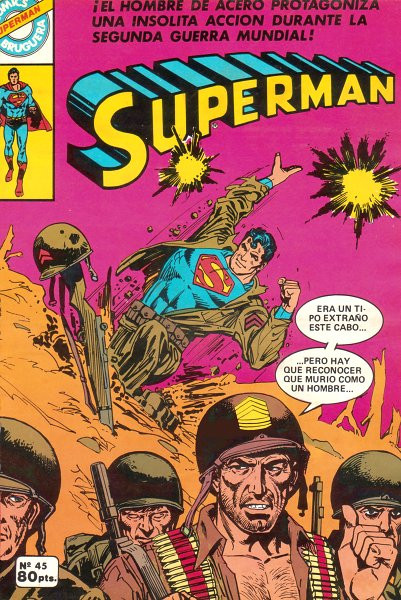 Superman Vol.1 nº 45