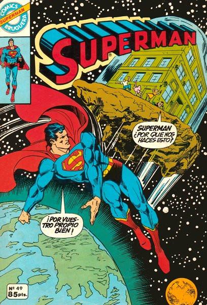 Superman Vol.1 nº 49