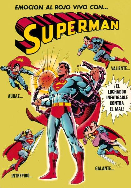 Superman - Álbum - Vol.1 nº 1
