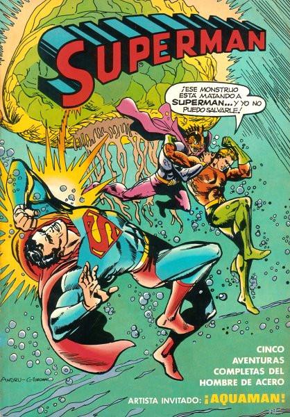 Superman - Álbum - Vol.1 nº 3