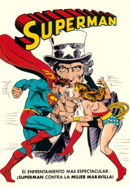 Superman - Álbum - Vol.1 nº 4
