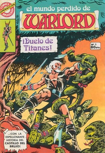 Warlord Vol.1 nº 2
