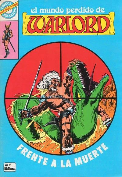 Warlord Vol.1 nº 7