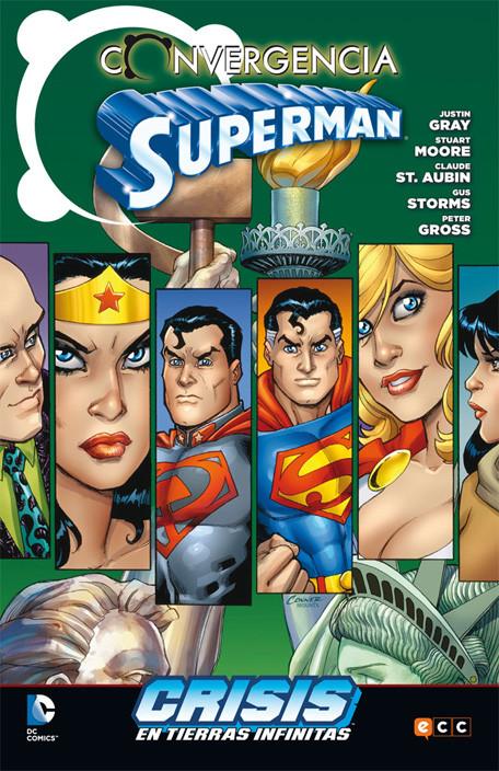 Convergencia. Superman: Crisis en Tierras Infinitas