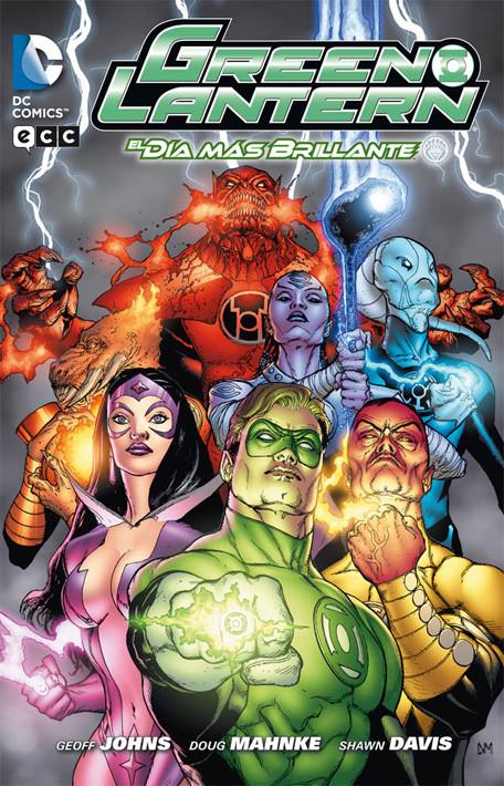 Green Lantern: El día más brillante