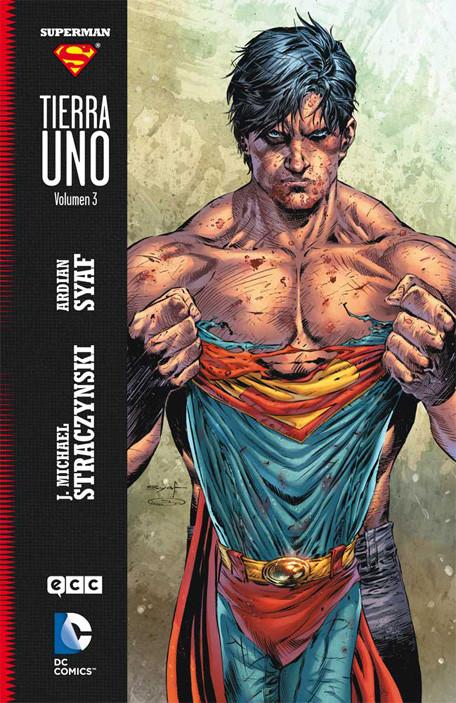 Superman: Tierra Uno Vol.3