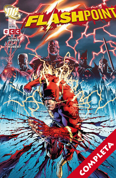 Flashpoint Vol.1 - Completa -