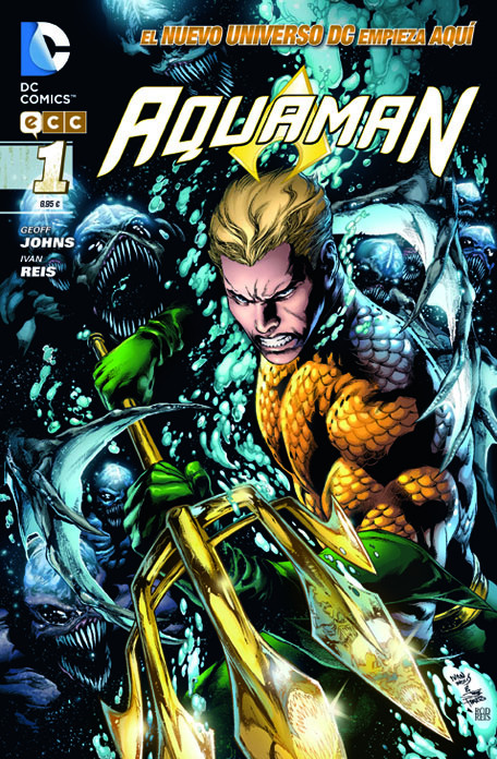 Aquaman Vol.1 nº 1