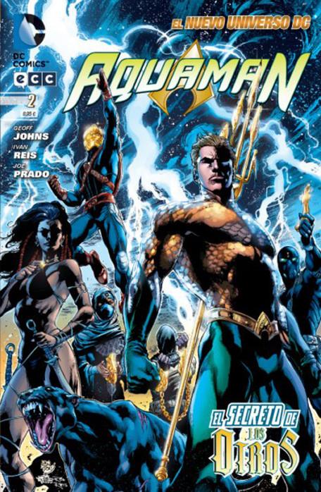 Aquaman Vol.1 nº 2