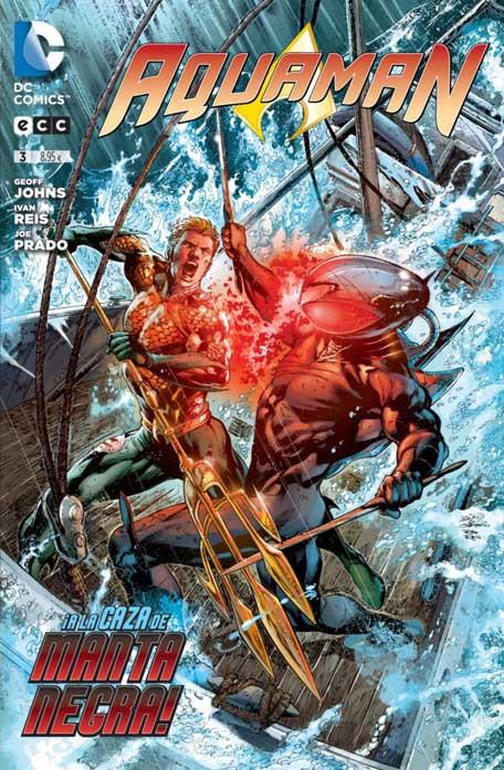 Aquaman Vol.1 nº 3