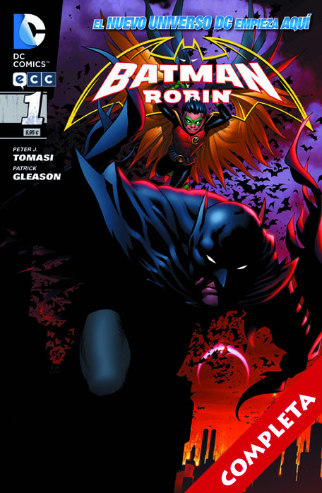Batman y Robin Vol.1 - Completa -