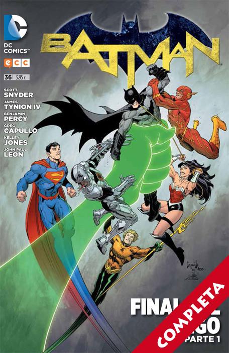 Batman Vol.1 - Final del Juego - Completa -