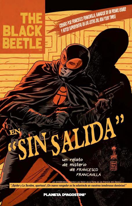 Black Beetle: Sin salida