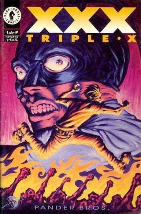 XXX. Triple X Vol.1 nº 1