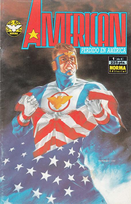 American: Perdido en América Vol.1 nº 1