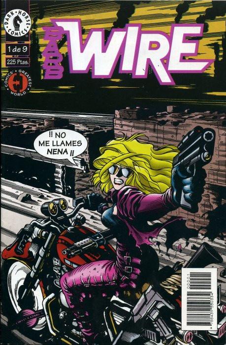 Barb Wire Vol.1 nº 1