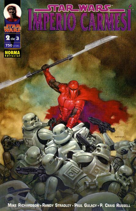 Star Wars. Imperio Carmesí nº 2