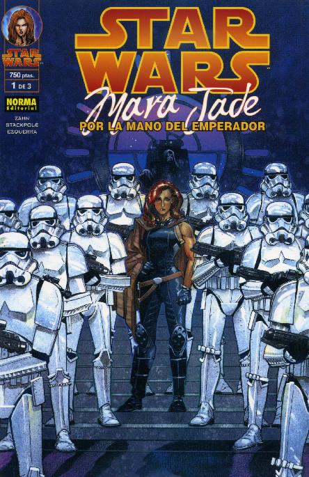 Star Wars. Mara Jade: Por la mano del Emperador nº 1