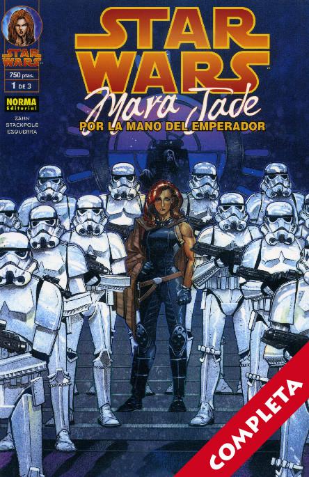 Star Wars. Mara Jade: Por la mano del Emperador - Completa