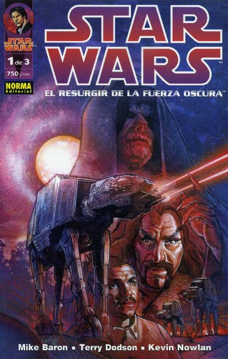 Star Wars. El Resurgir de la Fuerza Oscura nº 1