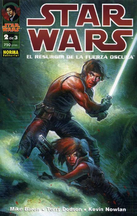 Star Wars. El Resurgir de la Fuerza Oscura nº 2