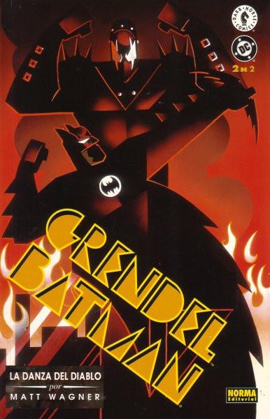 Grendel / Batman Vol.1 nº 2