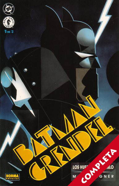 Batman / Grendel Vol.1 - Completa -