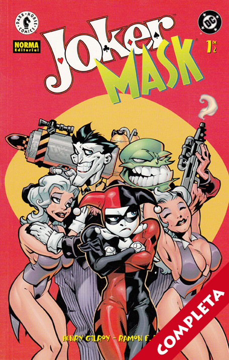Joker / Mask Vol.1 - Completa -