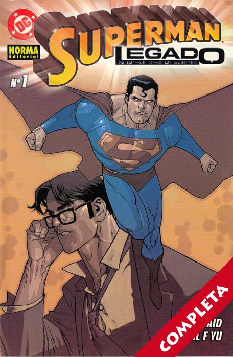 Superman: Legado Vol.1 nº Completa