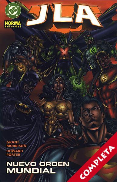 JLA Vol.1 - Completa -