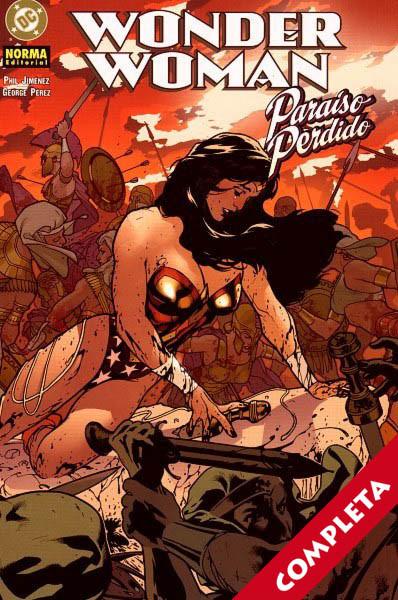 Wonder Woman Vol.1 - Completa -